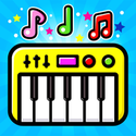 Baby Piano Games & Music for Kids & Toddlers