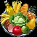 Calories in food