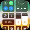 مركز التحكم يوس 13 iOS