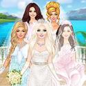 Model Wedding Girls Games