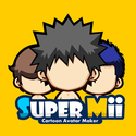 SuperMii - Cartoon Avatar Maker