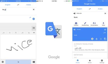 تحميل Google Translate 6 5 0 للآيفون مجانا