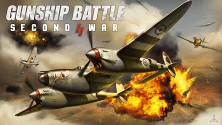 تحميل Gunship Battle Second War 11101 للأندرويد مجانا
