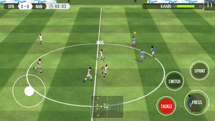 تحميل Real Football 1 7 0 للأندرويد مجانا