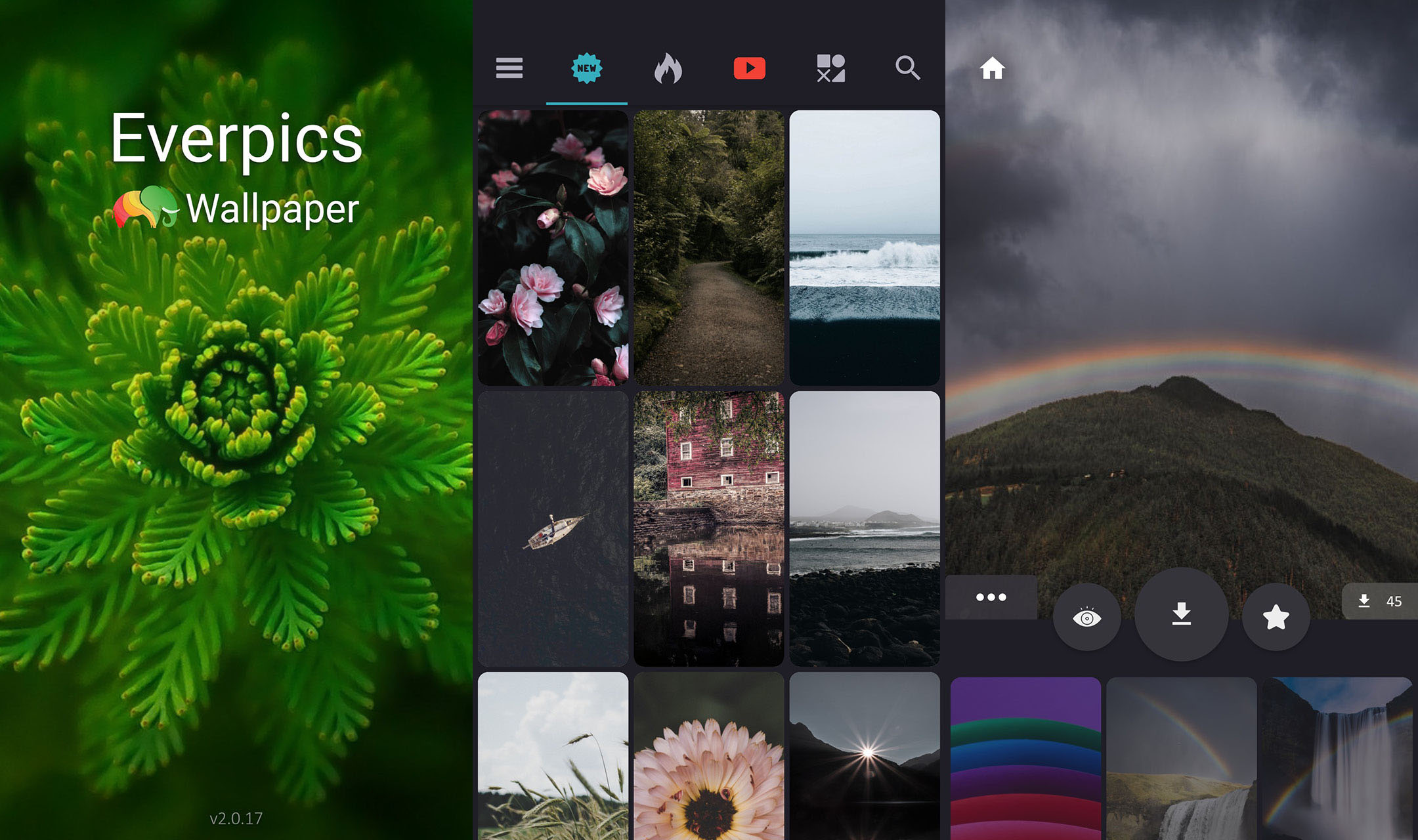 Download Everpics Wallpapers 4K & Live 3.0.5 for Android free