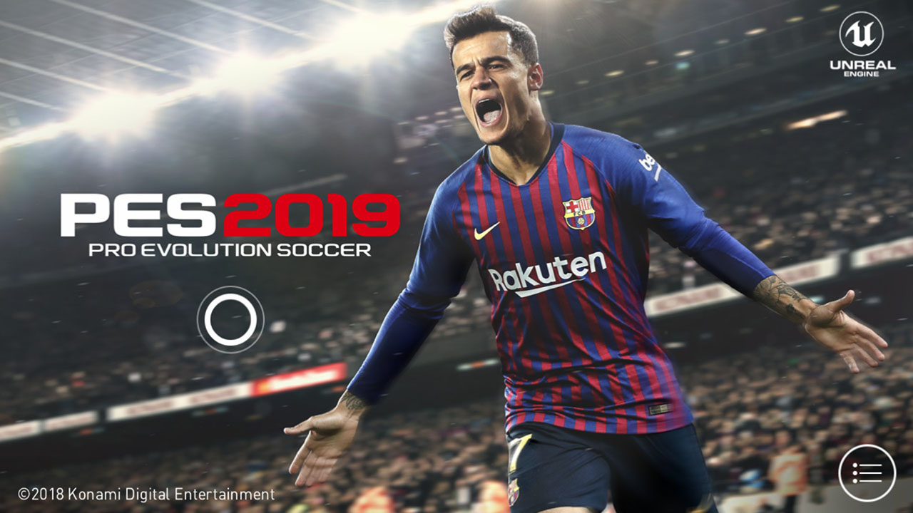 Download PES 2019 PRO EVOLUTION SOCCER latest version for Android free